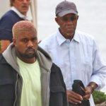 kanye west sacrificed father illuminati
