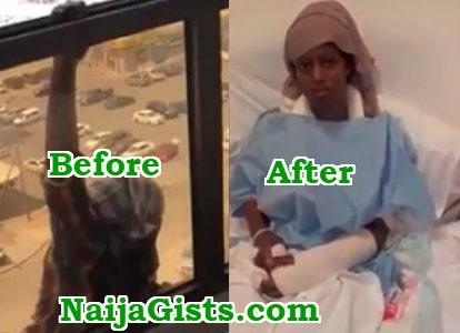 kuwaiti woman jailed ethiopian maid