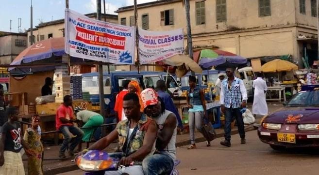 maltreatment of nigerian traders in ghana