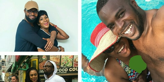 married nollywood actresses husbands