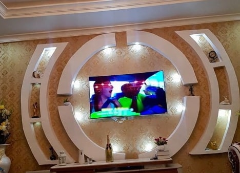 inside mercy aigbe mansion