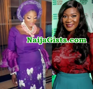 mercy johnson pregnant 4th child