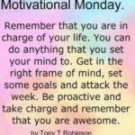 monday morning motivational
