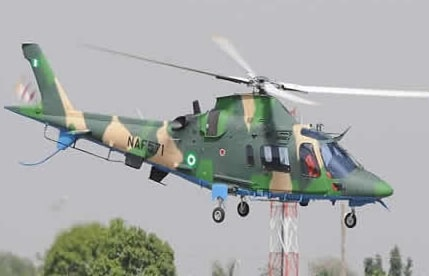 naf destroys boko haram base lake chad