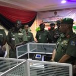 nigerian army cyber warfare command centre
