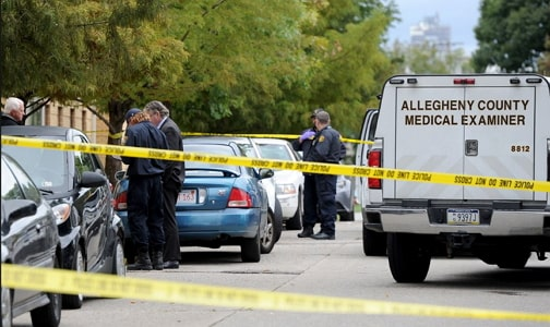 nigerian pizza delivery man killed east liberty