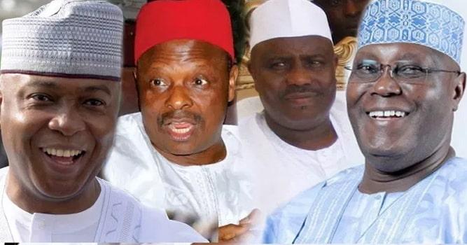 nigerian political manipulators dollar reign