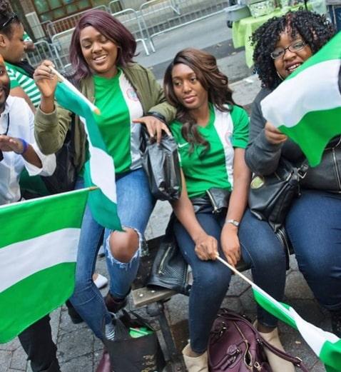 nigerians new york pics