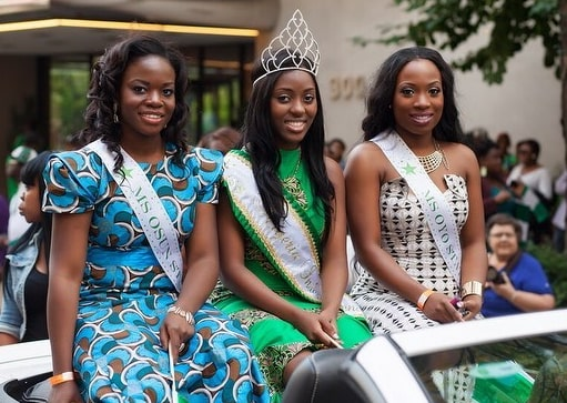 nigerians new york pictures