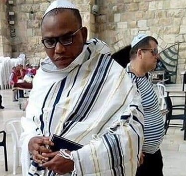 nnamdi kanu photos
