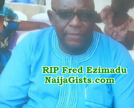 nollywood actor dies tooth infection