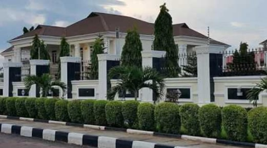 nollywood actors houses mansions