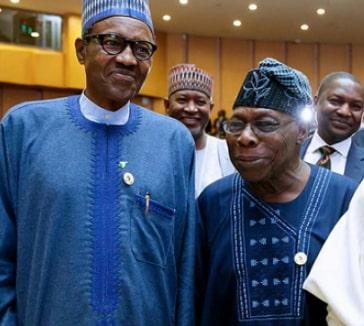 Full Transcript Obasanjo Open Letter To Buhari