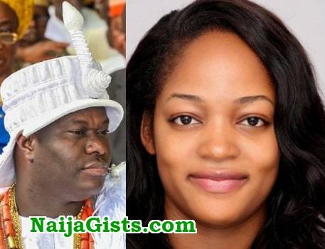 ooni of ife new queen born again adventist