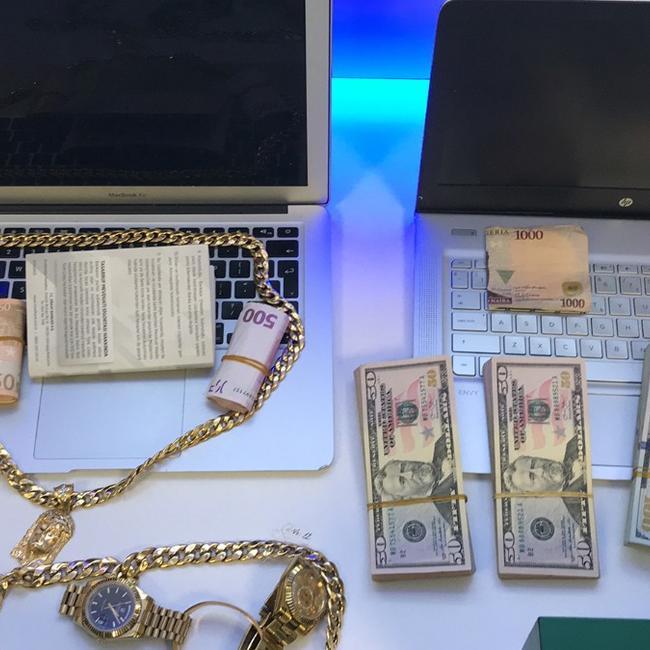 otunba cash arrest