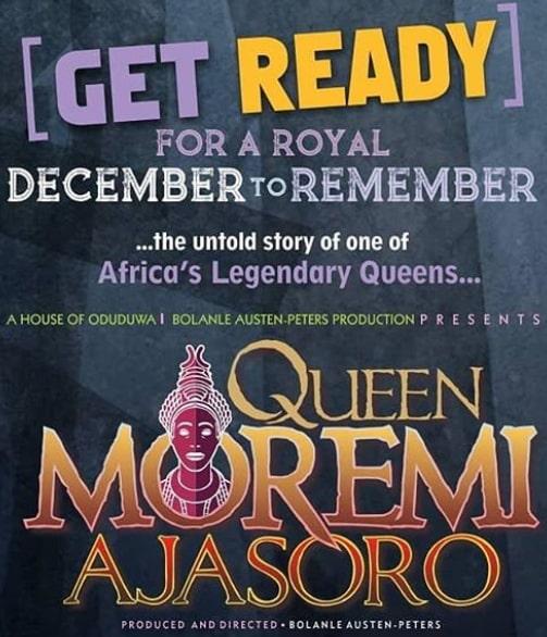 queen moremi ajasoro pageant