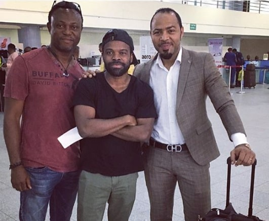 ramsey nouah power of 1