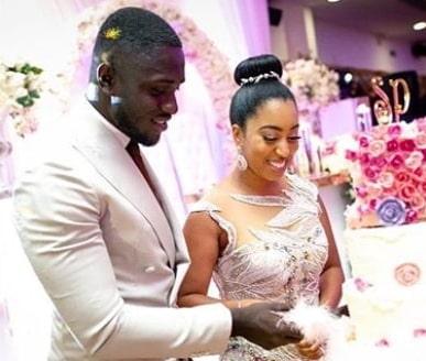 sharon oyakhilome second wedding reception