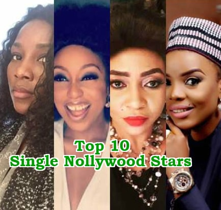 single nollywood stars