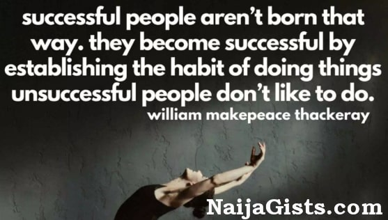 10 daily habits of successful people