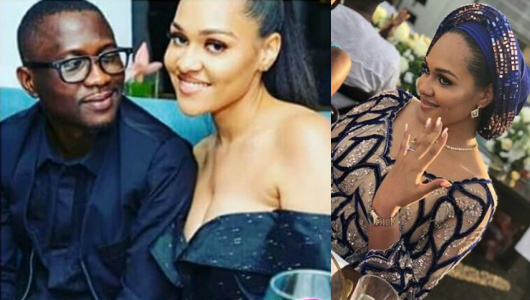 tania omotayo marries yahoo boy lagos