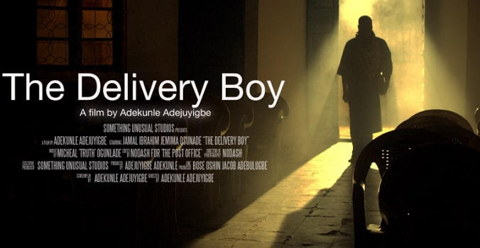 the delivery boy nolllywood movie
