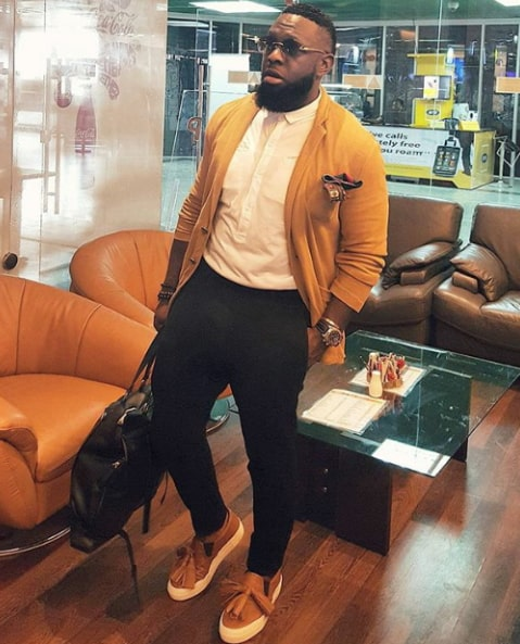 timaya best dressed