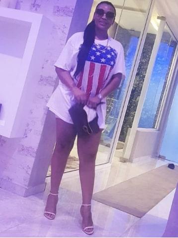 timaya nigerian american baby mama
