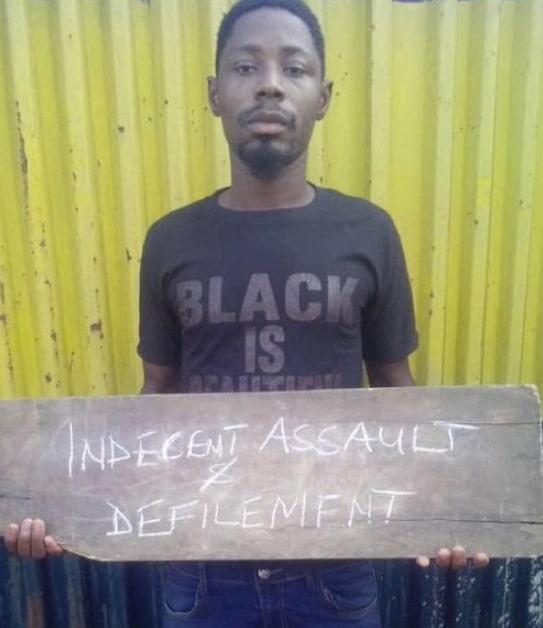 togolese man nigerian girls make porn video arrested