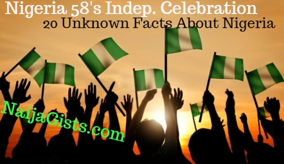 unknown facts about nigeria