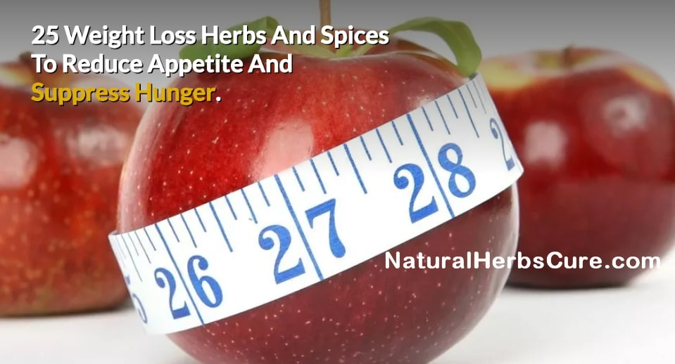 natural weight loss herbs spices