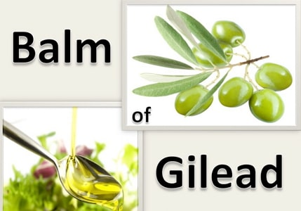 the balm of gilead sermon
