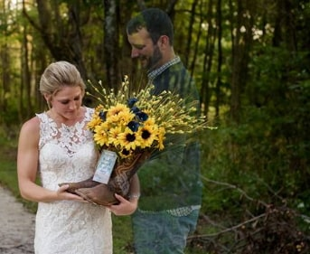 woman marries dead fiance indiana