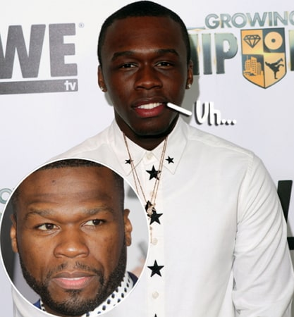 50 cent wishes son painful death