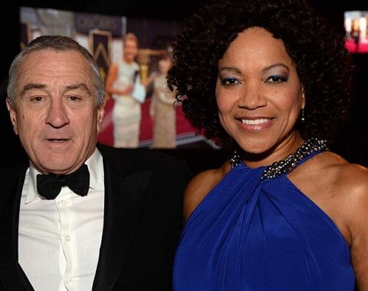 Robert De Niro divorce wife grace hightower
