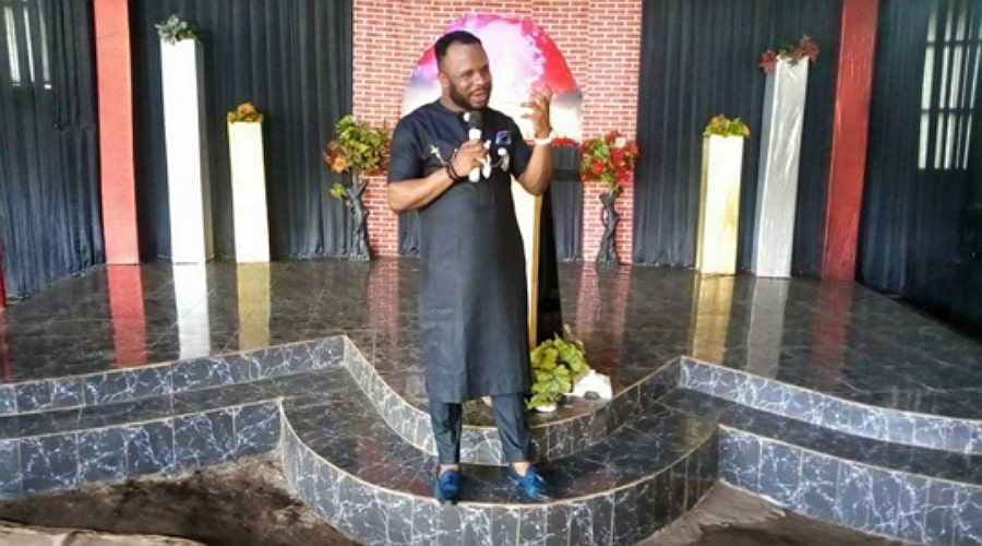 apostle blessed used charm grow church