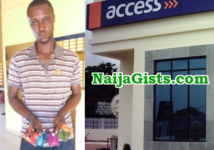 atm hacker access bank nnewi