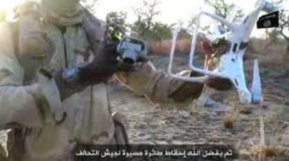 boko haram use drones attack