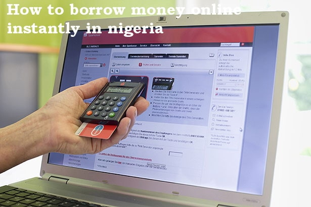 borrow money online instantly in nigeria