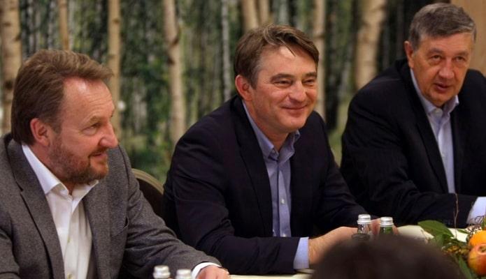 bosnia elects 3 presidents