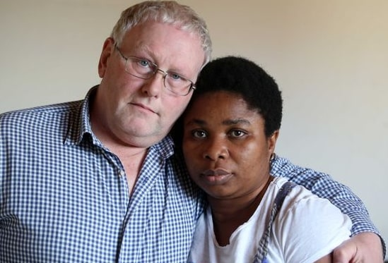 british man cries uk deport nigerian wife
