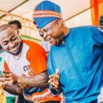 davido brother fake certificate inec
