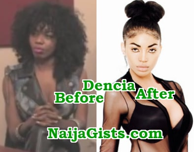dencia before and after