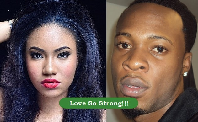 Flavour Nabania Proposes To Anna Banner, Relocates Her To Ghana