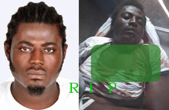 ghanaian actor blinkz killed kumasi