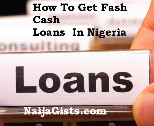 how to get fash cash loans in nigeria