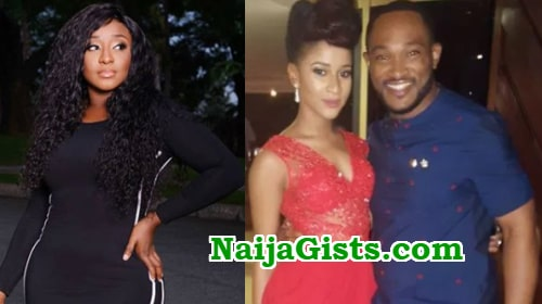 ini edo adesua etomi first acting job