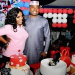 Abuja Based Nollywood Actors Grace Empress Njamah Birthday Party (PHOTOS)