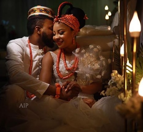 linda ejifor wedding photos