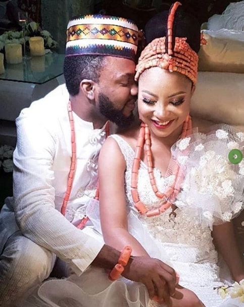 linda ejiofor wedding photos